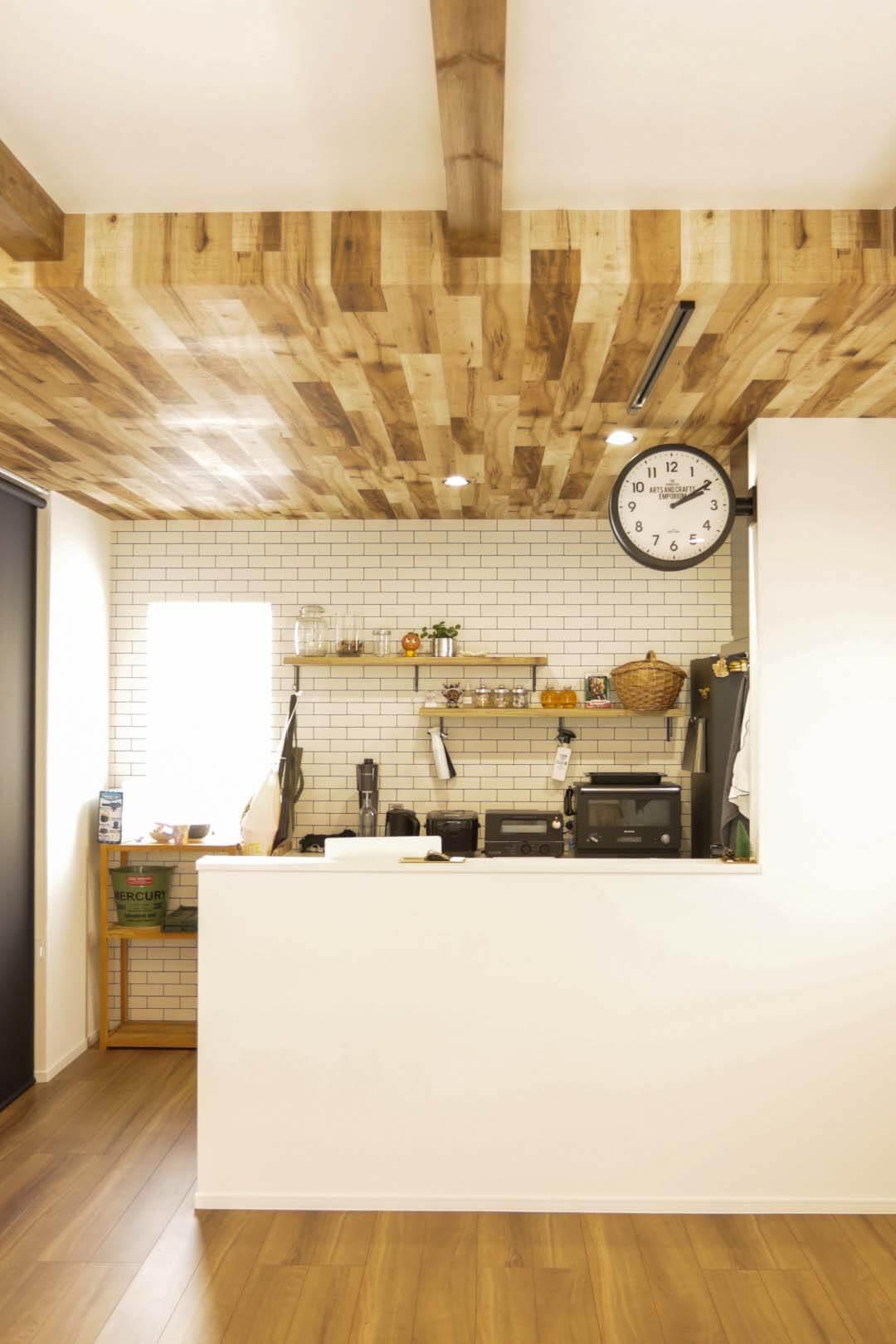 まるでカフェのような家